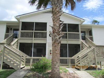 South Daytona Condo/Townhouse For Sale: 1600 Big Tree Road #O8