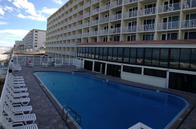 Daytona Beach Shores Condo/Townhouse For Sale: 3501 S Atlantic Avenue #7010
