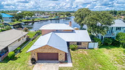 Ormond Beach Single Family Home For Sale: 1024 Shockney Drive