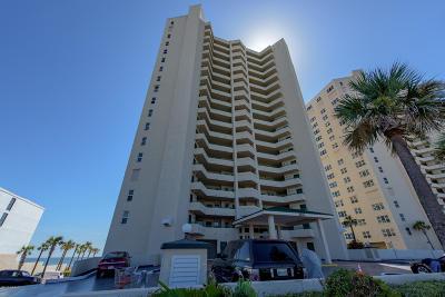 Daytona Beach Shores Condo/Townhouse For Sale: 3311 S Atlantic Avenue #601