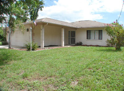 Palm Coast Single Family Home For Sale: 9 Curtis Court