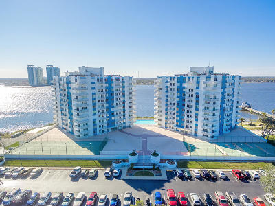 Daytona Beach Rental For Rent: 935 N Halifax Avenue #705