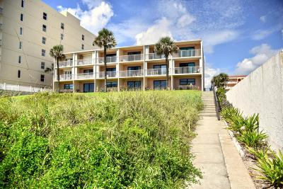 Daytona Beach Shores Condo/Townhouse For Sale: 3761 S Atlantic Avenue #120