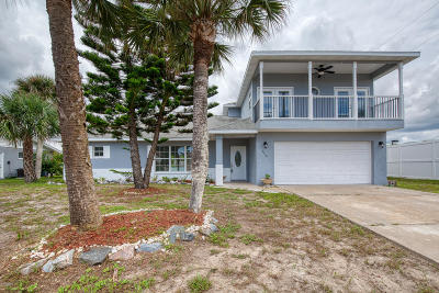 Ponce Inlet Single Family Home For Sale: 4318 S Atlantic Avenue