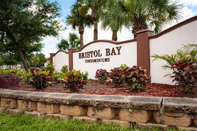 South Daytona Condo/Townhouse For Sale: 415 Banana Cay Drive #C