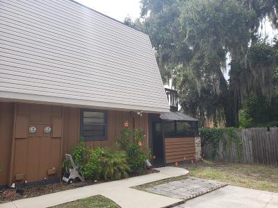 Port Orange Condo/Townhouse For Sale: 3656 Jackson Street #21