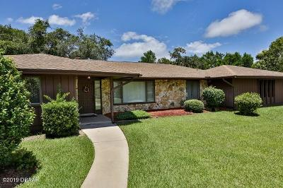 New Smyrna Beach Single Family Home For Sale: 1083 Button Bush Place