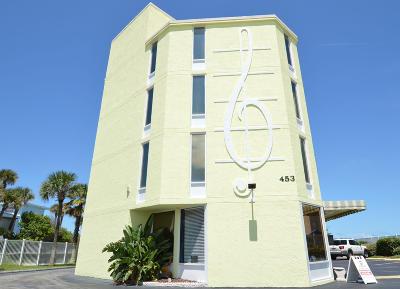 Ormond Beach Condo/Townhouse For Sale: 453 S Atlantic Avenue #408