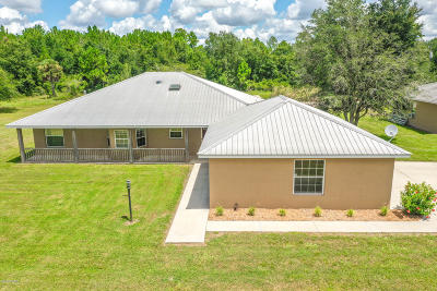 Bunnell FL Single Family Home For Sale: $388,950