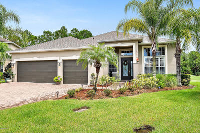 Daytona Beach Single Family Home For Sale: 230 Lytham Way