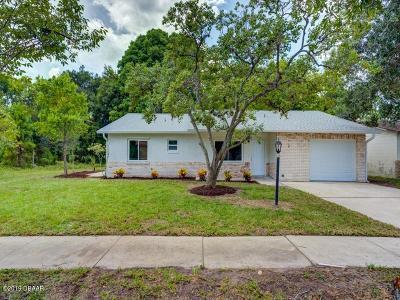Ormond Beach Single Family Home For Sale: 1708 Hope Drive