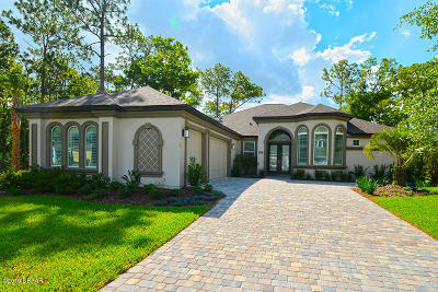 Port Orange Single Family Home For Sale: 2433 Oak Creek Lane