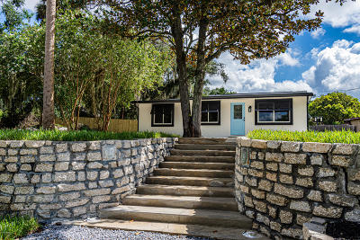 Deland Single Family Home For Sale: 2151 Golf Club Drive