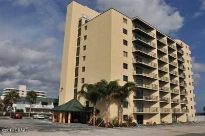 Daytona Beach Shores Condo/Townhouse For Sale: 3647 S Atlantic Avenue #702