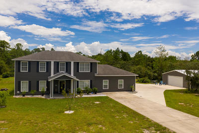 Deltona Single Family Home For Sale: 785 Osteen Cemetery Road