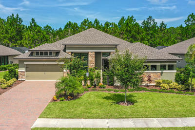 Ormond Beach Single Family Home For Sale: 664 Southlake Drive
