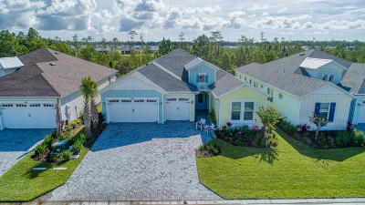 Daytona Beach Single Family Home For Sale: 138 Island Breeze Avenue