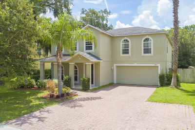 Port Orange Single Family Home For Sale: 3890 Sunset Cove Drive