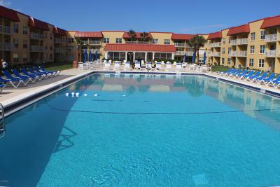 New Smyrna Beach Condo/Townhouse For Sale: 3801 S Atlantic Avenue #120