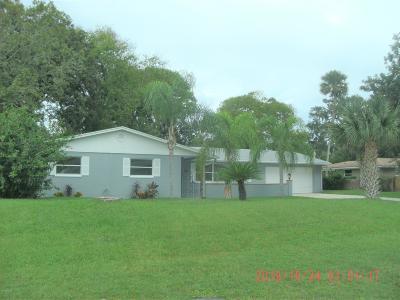 South Daytona Single Family Home For Sale: 906 Lemon Road