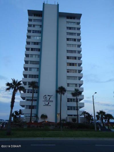 Daytona Beach Condo/Townhouse For Sale: 2800 N Atlantic Avenue #601