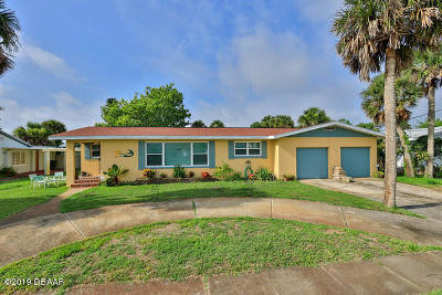 Daytona Beach Single Family Home For Sale: 344 Hartford Avenue