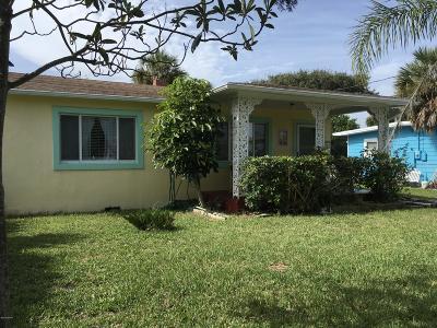 Daytona Beach Single Family Home For Sale: 348 Morningside Avenue