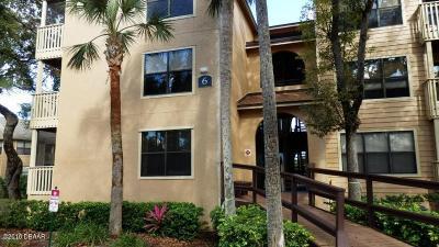Daytona Beach Rental For Rent: 1401 S Palmetto Avenue #600