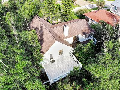 New Smyrna Beach Single Family Home For Sale: 6423 River Road