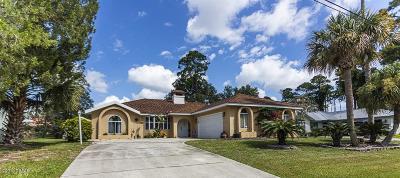 Palm Coast Single Family Home For Sale: 65 Farmsworth Drive