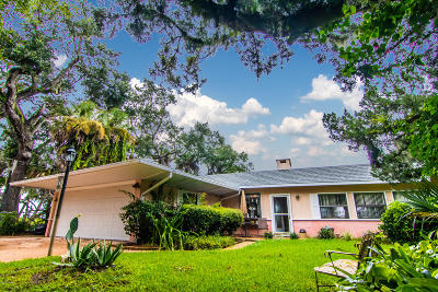 New Smyrna Beach Single Family Home For Sale: 100 Azalea Circle