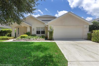 Plantation Bay Single Family Home For Sale: 55 Villa Lago Lane