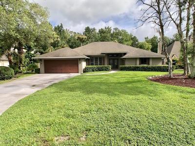 Breakaway Trails Single Family Home For Sale: 69 Shadowcreek Way