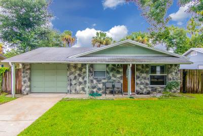 New Smyrna Beach Single Family Home For Sale: 621 Goodwin Avenue