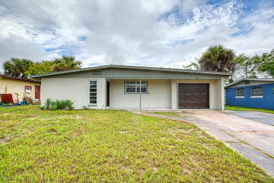 Daytona Beach Single Family Home For Sale: 1014 Essex Road
