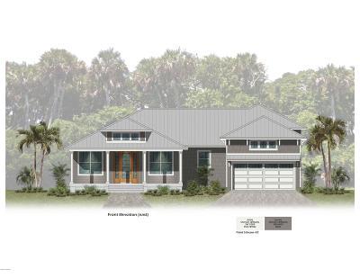 New Smyrna Beach Single Family Home For Sale: 1502 Saxon Drive