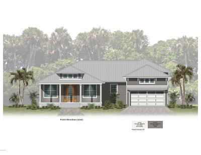 New Smyrna Beach Single Family Home For Sale: 1504 Saxon Drive