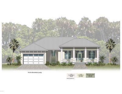 New Smyrna Beach Single Family Home For Sale: 1508 Saxon Drive