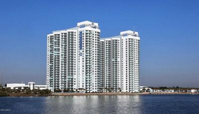Holly Hill Condo/Townhouse For Sale: 241 Riverside Drive #1505