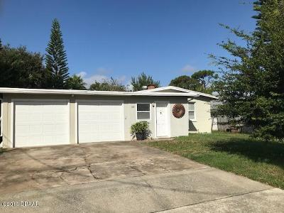 Port Orange Single Family Home For Sale: 303 Lafayette Street