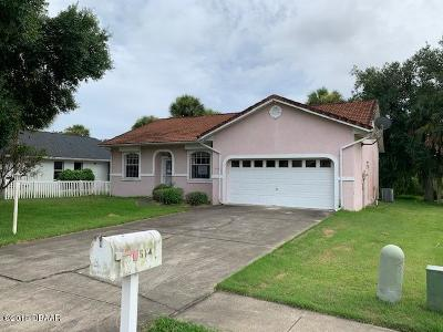 Volusia County Single Family Home For Sale: 514 Terriere Way