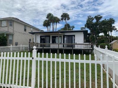 Port Orange Single Family Home For Sale: 4214 Halifax Drive