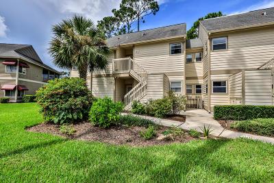 Plantation Bay Condo/Townhouse For Sale: 29 S Magnolia Drive
