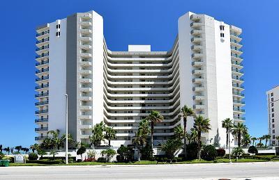 Daytona Beach Shores Condo/Townhouse For Sale: 2055 S Atlantic Avenue #1410