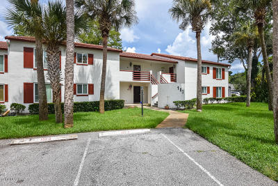 Daytona Beach Condo/Townhouse For Sale: 102 Bob White Court #9