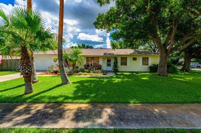 Port Orange Single Family Home For Sale: 5823 Villas Lane