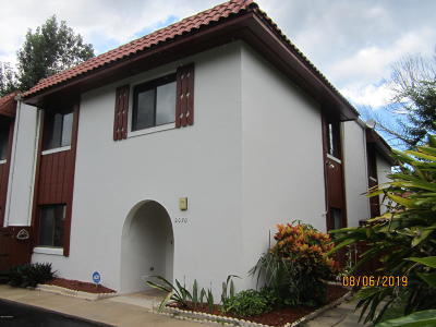Volusia County Attached For Sale: 2070 Oak Meadow Circle
