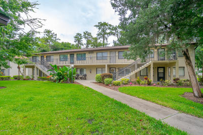 South Daytona Condo/Townhouse For Sale: 1601 Big Tree Road #1207