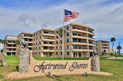 Ormond Beach Condo/Townhouse For Sale: 3360 Ocean Shore Boulevard #3040