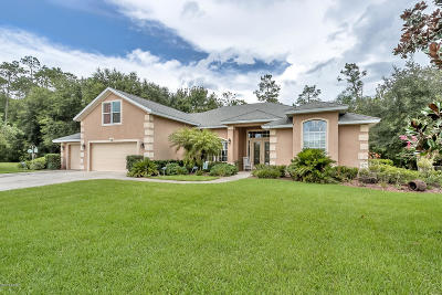 Ormond Beach Single Family Home For Sale: 75 Black Hickory Way